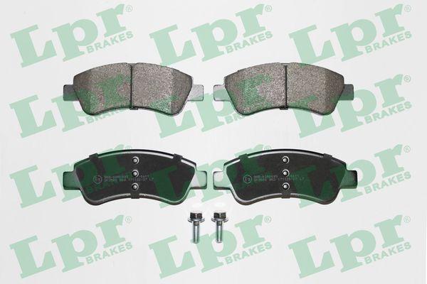 05P802 Bremsbelagsatz LPR - Markenprodukte billig