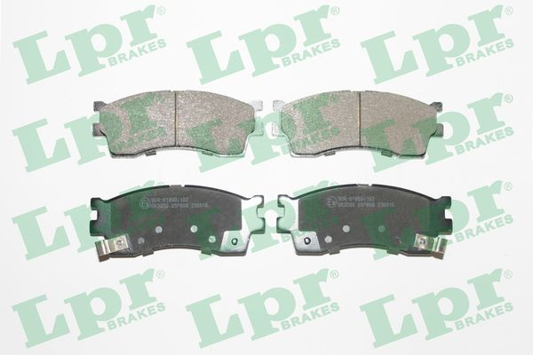 Bremsbelagsatz LPR 05P809