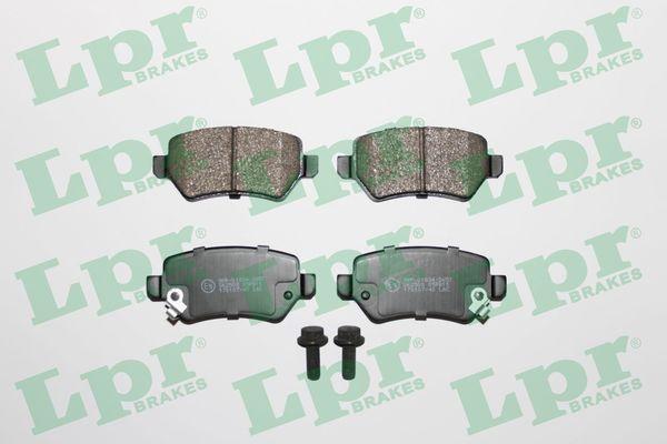 Bremsbeläge LPR 05P811