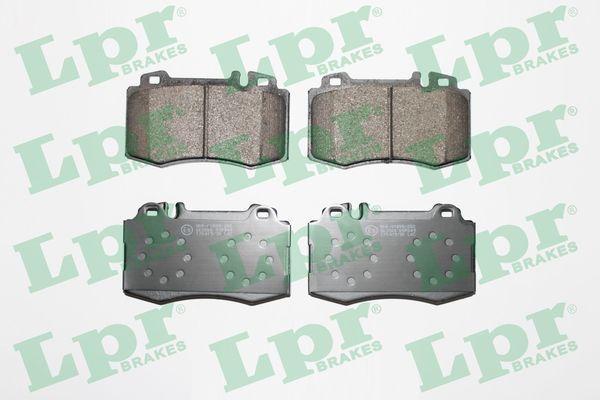 Bremsbelagsatz, Scheibenbremse LPR 05P849 Bewertungen