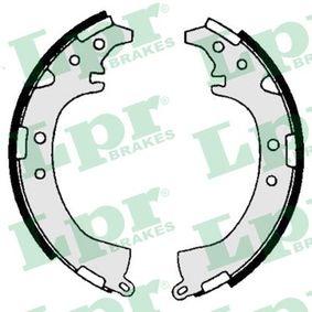 Sada brzdových platničiek kotúčovej brzdy 05P890 OPEL SPEEDSTER v zľave – kupujte hneď!