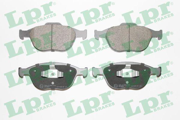 Bremsbeläge LPR 05P913