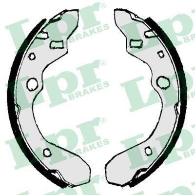 Zestaw hamulca bębnowego 07010 kupować online całodobowo