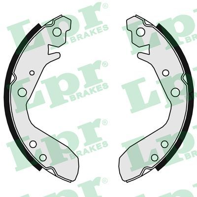 09970 LPR Ø: 180mm Breite: 32mm Bremsbackensatz 09970 günstig kaufen