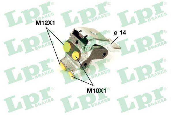 LPR Modulatore frenata 9925