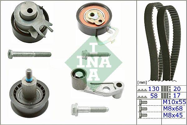 Achetez Courroies, chaînes, galets INA 530 0089 10 () à un rapport qualité-prix exceptionnel