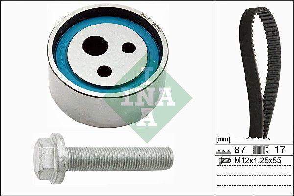530 0182 10 Zahnriemen & Zahnriemensatz INA - Markenprodukte billig
