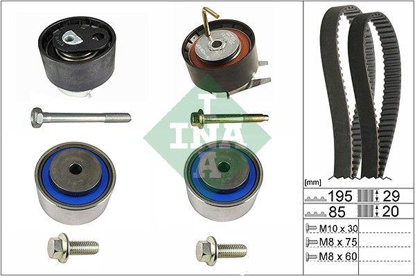 INA: Original Zahnriemenkit 530 0469 10 ()