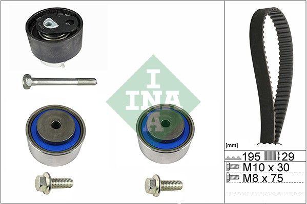 INA: Original Zahnriemenkit 530 0475 10 ()