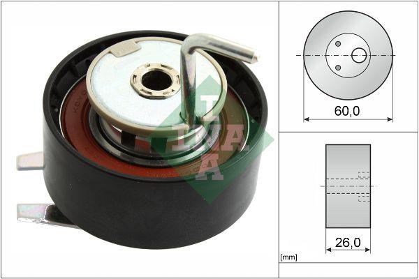 INA: Original Spannrolle, Zahnriemen 531 0578 10 ()