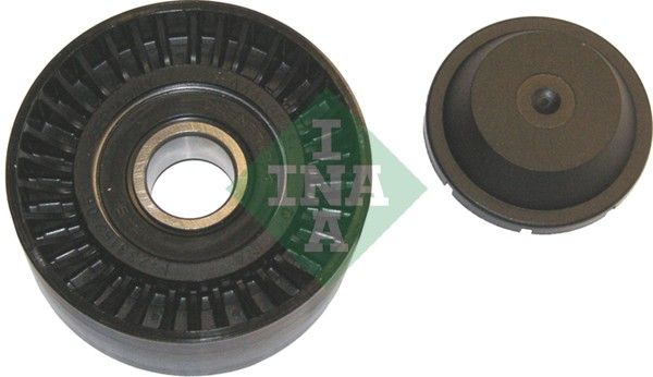 INA: Original Spannrolle Keilrippenriemen 531 0760 10 (Ø: 70,00mm, Breite: 24,50mm)