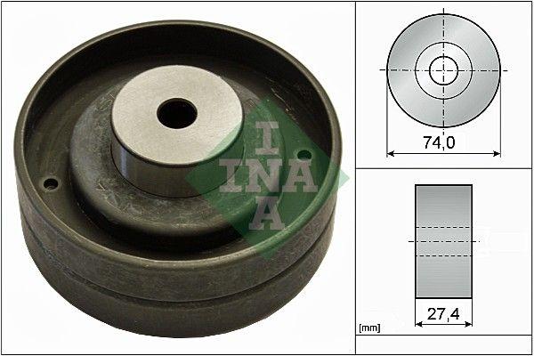 INA: Original Umlenk- / Führungsrolle, Zahnriemen 532 0051 10 ()