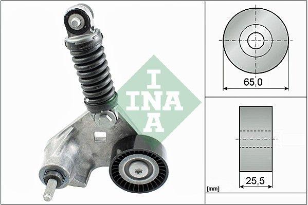 INA: Original Riemenspanner, Keilrippenriemen 534 0169 10 (Ø: 65,00mm, Breite: 25,50mm)