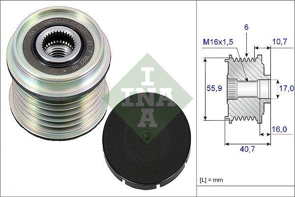 Origine Kits de réparation INA 535 0028 10 ()