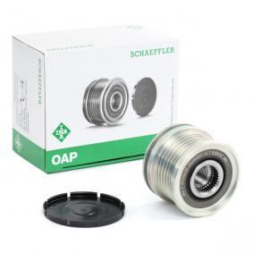 535 0124 10 INA Breite: 40,2mm, Spezialwerkzeug zur Montage notwendig Generatorfreilauf 535 0124 10 günstig kaufen