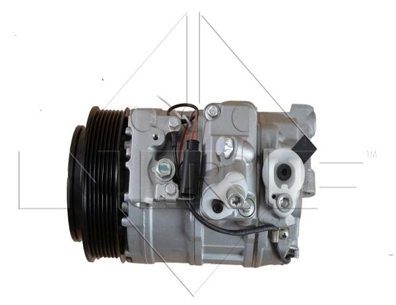32215 Kompressor, Klimaanlage NRF 32215 - Große Auswahl - stark reduziert