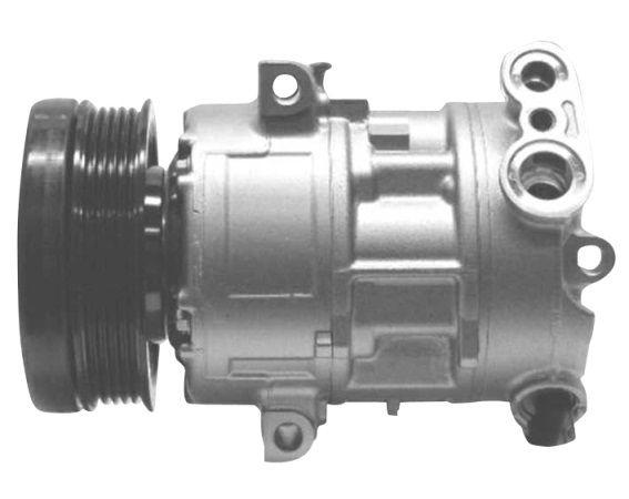 Kompressor Opel Corsa D 2010 - NRF 32588 (Riemenscheiben-Ø: 110mm, Anzahl der Rillen: 5)