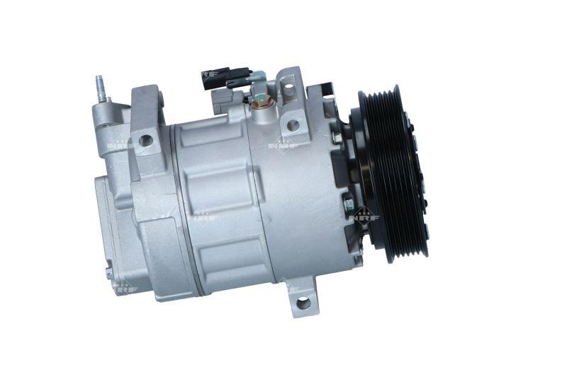 32670 Kompressor, Klimaanlage NRF 32670 - Große Auswahl - stark reduziert