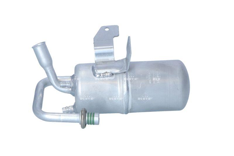 FORD FIESTA 2021 Trockner Klimaanlage - Original NRF 33217 Ø: 89mm, Höhe: 274mm