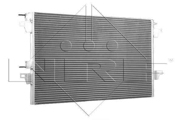 RENAULT ESPACE 2018 Kondensator Klimaanlage - Original NRF 35749 Kältemittel: R 134a
