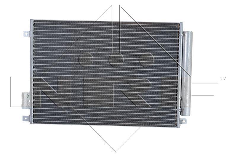 NRF: Original Klimakühler 35753 (Kältemittel: R 134a)