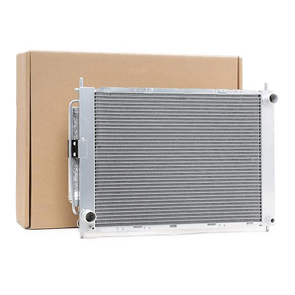 Origine Pièces moteur NRF 35886 (Aluminium, Multi - Exchanger, R 134a, Easy Fit)