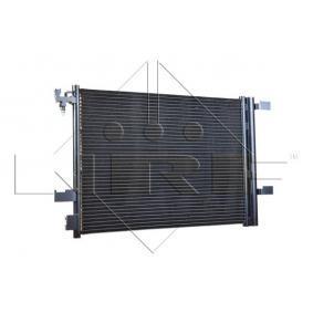 Klimaanlage NRF 35383 Kondensator