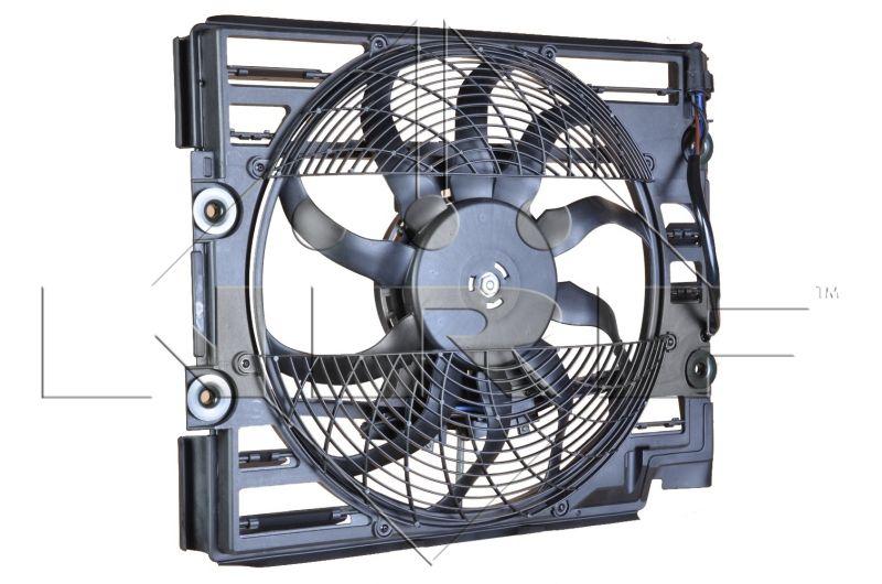 NRF: Original Kühlerventilator 47029 ()