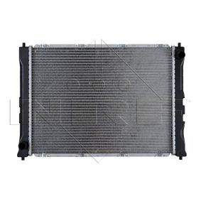 NRF Brazed cooling fins, Aluminium Radiator, engine cooling 50121 cheap