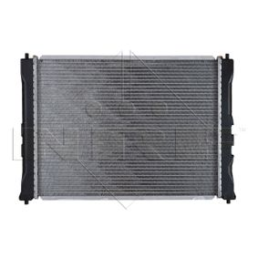 50121 Radiator, engine cooling EASY FIT NRF - Huge selection — heavily reduced