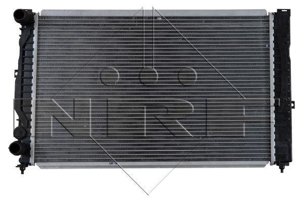 509504 NRF EASY FIT ohne Sensor, Kühlrippen gelötet, Aluminium Kühler, Motorkühlung 509504 günstig kaufen