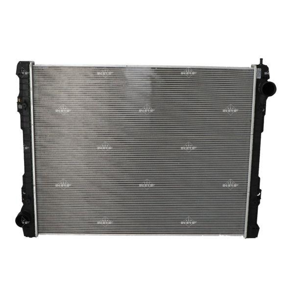 Kühler, Motorkühlung NRF 509743 mit 30% Rabatt kaufen