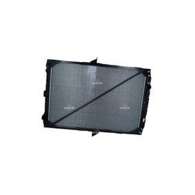 Kühler, Motorkühlung NRF 519559 mit 31% Rabatt kaufen