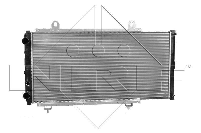 OE Original Kühler 52152 NRF