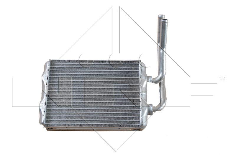 NRF 52214 (Grille de radiateur soudée) : Système de chauffage Twingo c06 2006