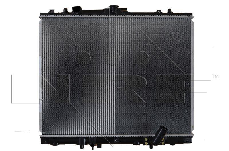 52234 NRF Kühlrippen gelötet, Aluminium Kühler, Motorkühlung 52234 günstig kaufen