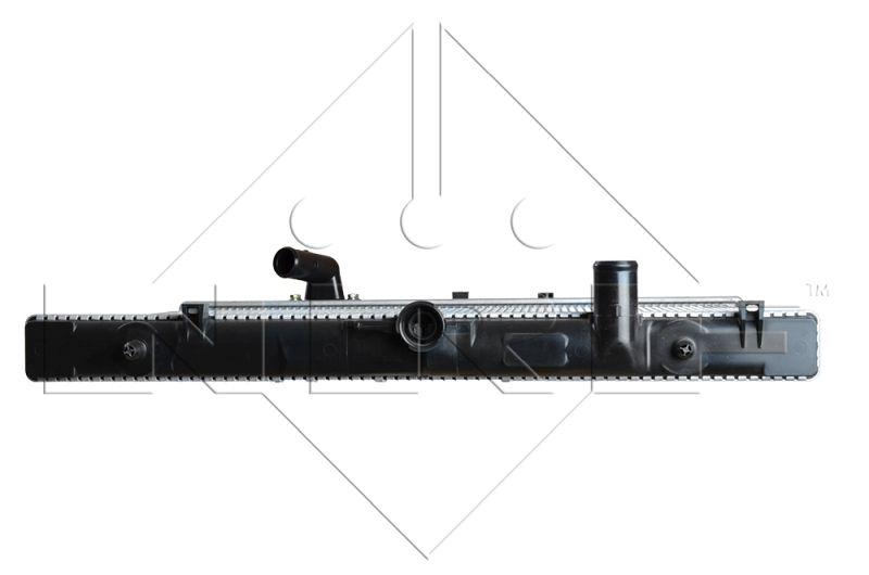 52234 Wasserkühler NRF 52234 - Große Auswahl - stark reduziert