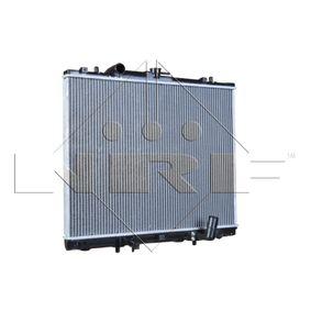 53285 NRF Kühlrippen gelötet, Aluminium Kühler, Motorkühlung 53285 günstig kaufen