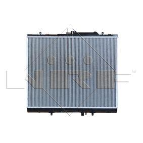 53285 Wasserkühler NRF 53285 - Große Auswahl - stark reduziert