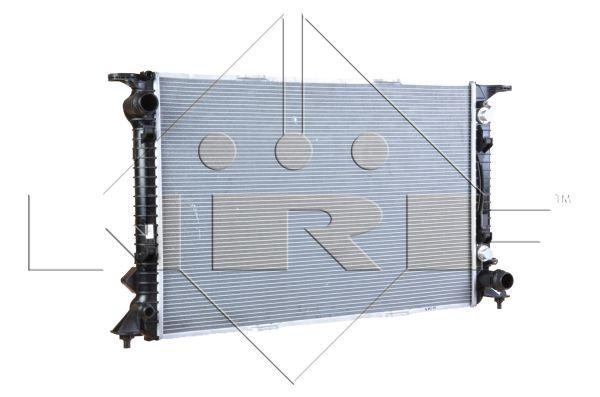 AUDI A4 2014 Autokühler - Original NRF 53719