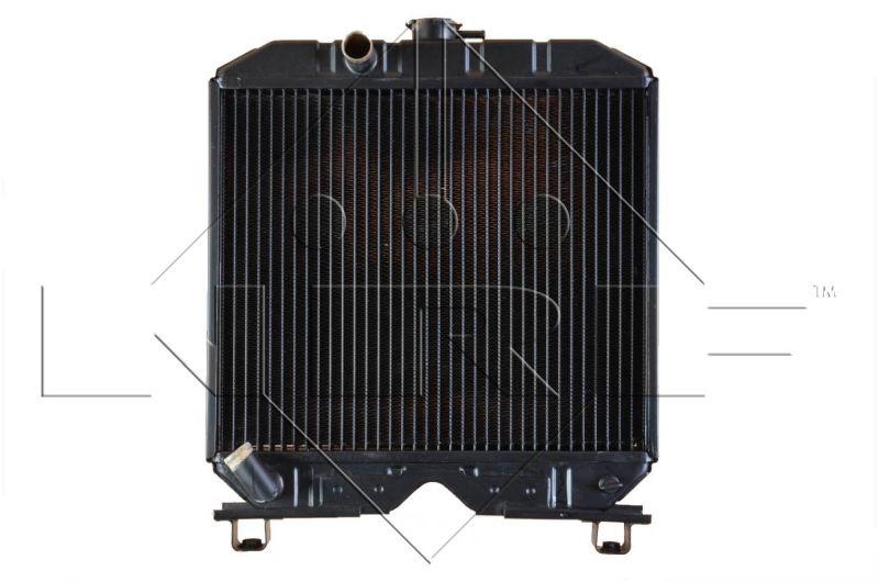 Kühler, Motorkühlung NRF 55352 mit 34% Rabatt kaufen