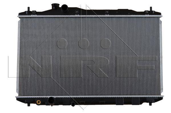 58323 NRF Kühlrippen gelötet, Aluminium Kühler, Motorkühlung 58323 günstig kaufen