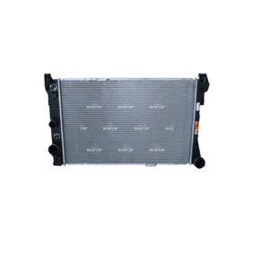 NRF Kühler Motorkühlung 58336 für MERCEDES-BENZ