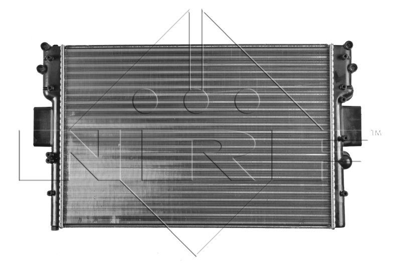 NRF | Kühler, Motorkühlung 58361