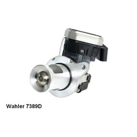 7389D EGR-Ventil WAHLER - Upplev rabatterade priser