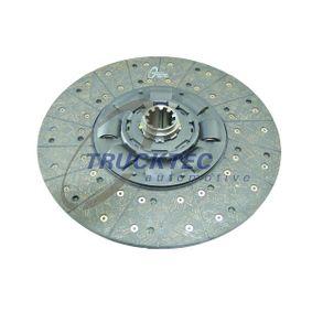 Kupplungsscheibe TRUCKTEC AUTOMOTIVE 01.23.123 mit 17% Rabatt kaufen