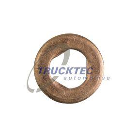 топлинен дфлектор, инжекционна система TRUCKTEC AUTOMOTIVE 02.10.078 купете и заменете