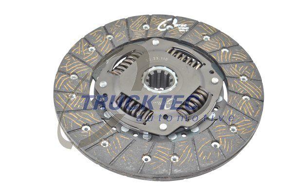 Kup TRUCKTEC AUTOMOTIVE Tarcza sprzęgła 02.23.110 ciężarówki