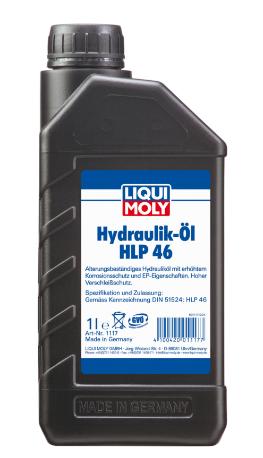 Hydraulolja 1117 till rabatterat pris — köp nu!