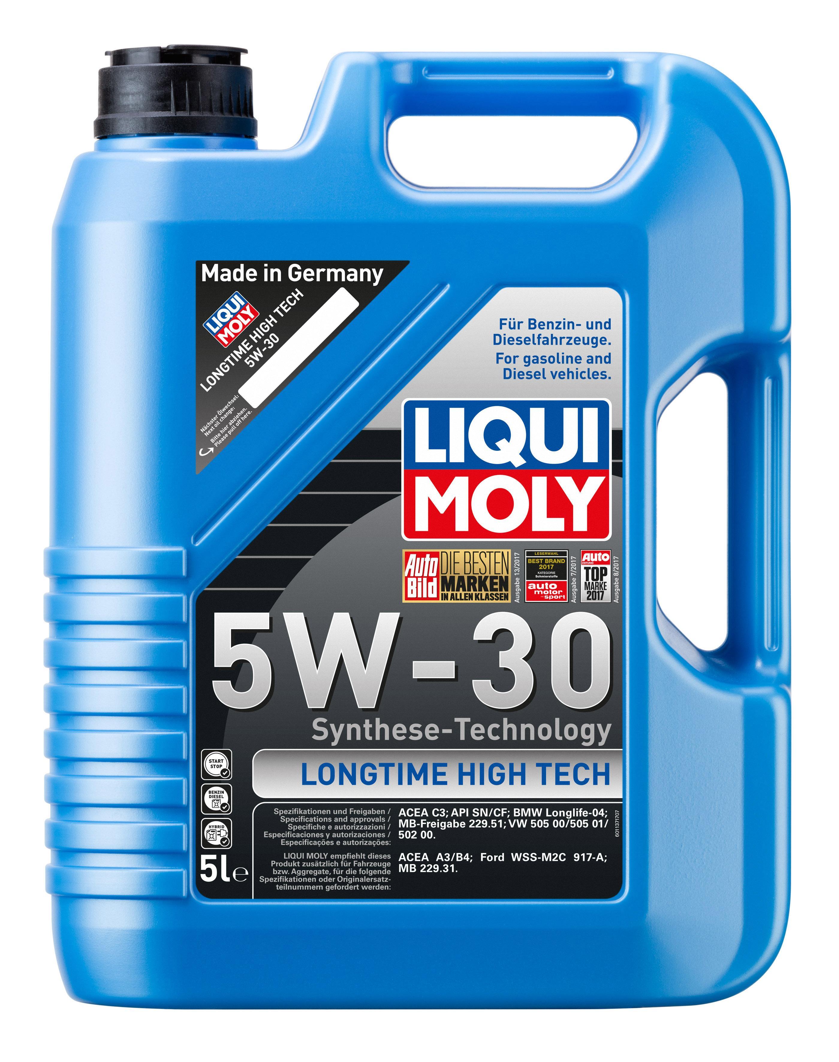 Motoröl LIQUI MOLY 1137 Bewertungen